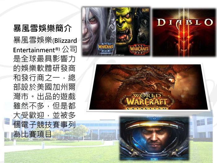 Bpaper_東西方品牌_Blizzard Entertainment