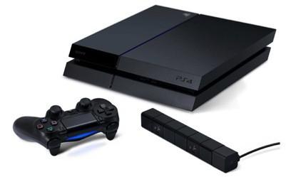 圖一 PS4主機