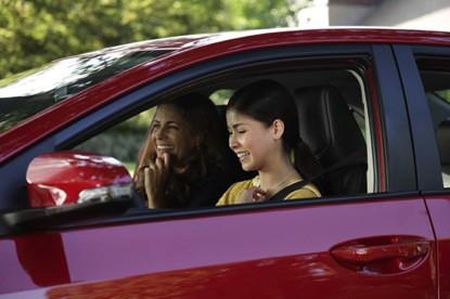 圖一 Toyota廣告截圖