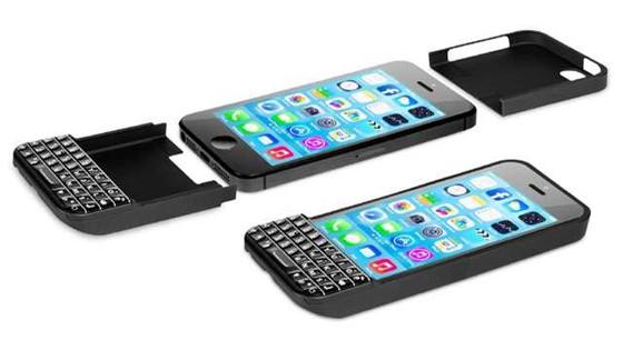 圖一 Blackberry模擬機