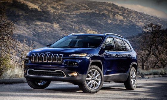 圖一Jeep廣告