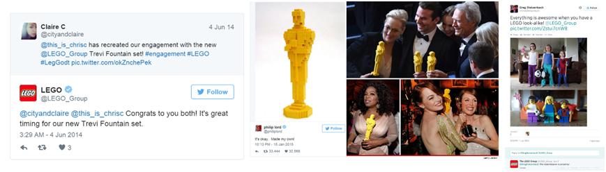 圖十二 推特內容及互動截圖畫面